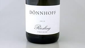 Dönnhoff Riesling Trocken 2012