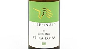 Pfeffingen Terra Rossa Riesling Trocken 2012
