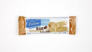 Fedon Balance Bar med Karamell og Hasselnøtt