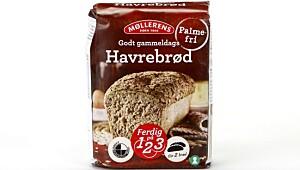 Godt gammeldags Havrebrød