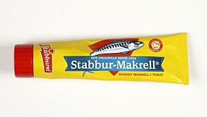 Stabbur-Makrell Hakket makrell i tomat