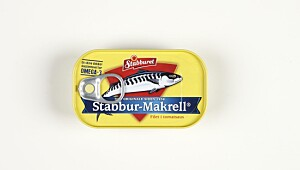 Stabbur-Makrell Filet i tomatsaus