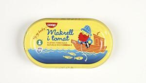 Coop Makrell i tomat