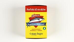 Stabbur-Makrell grovhakket makrell i tomat