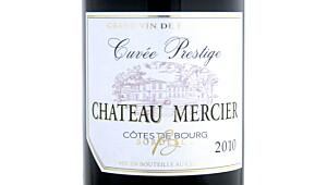 Ch. Mercier Cuvée Prestige 2010