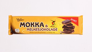 Mokka & melkesjokolade