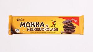 Mokka & melkesjokolade