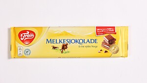 Melkesjokolade