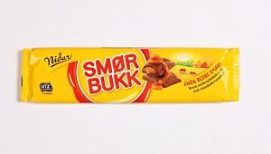 Melkesjokolade med Smørbukk