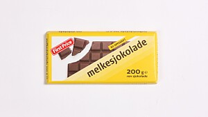 First Price melkesjokolade