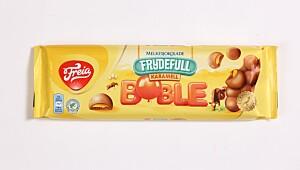Melkesjokolade Boble Karamell