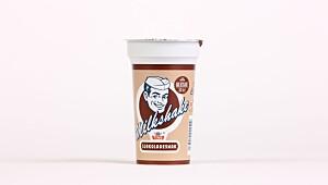 Milkshake sjokoladesmak