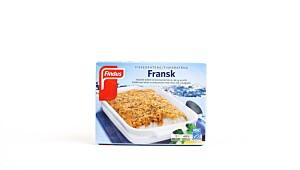 Fransk fiskegrateng
