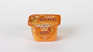 Gomorgen Zero Mangoyoghurt med müslikrønsj
