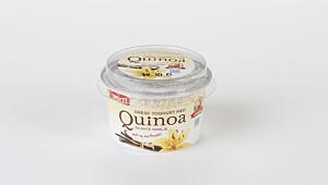 Gresk yoghurt med Quinoa og ekte vanilje