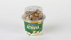 Activia vaniljsmak