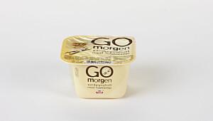 Gomorgen vaniljeyoghurt med havrecrisp