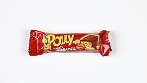 Polly peanøtt & karamell