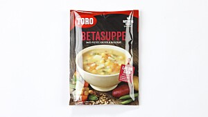 Toro betasuppe