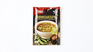 Toro grønnsaksuppe