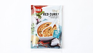 Toro thai red curry