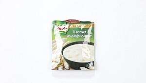 Knorr kremet aspargessuppe
