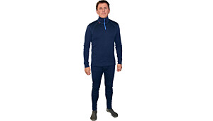 Thermo Turtle neck w/zip & thermo pants