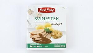Fersk & Ferdig Svinestek med surkål, poteter og saus