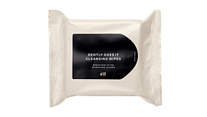 H&M Gently does it cleansing wipes