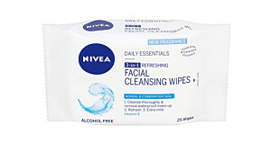 Nivea cleansing wipes normal skin