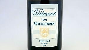Wittmann Vom Rotliegenden Riesling Trocken 2015