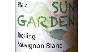 Sungarden Riesling Sauvignon Blanc 2015