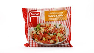 Findus Pastakjøkkenet Kylling & Pasta