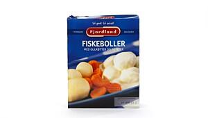 Fjordland Fiskeboller