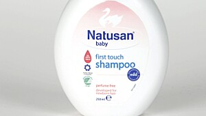 Natusan Baby First Touch Shampoo