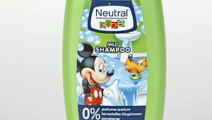 Neutral Kids Mild Shampoo