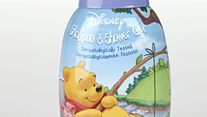 Disney Shampoo & Shower Gel Blueberry