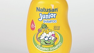 Natusan Junior Foaming Shampoo