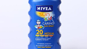 Nivea sun Kids spray, faktor 20