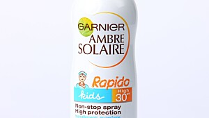 Garnier ambre solaire Rapido kids, faktor 30