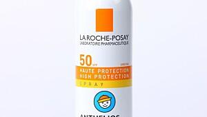 La Roche-Posay Anthelios barn solspray, faktor 50