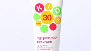 Cosmica Kids sun cream, faktor 30
