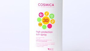 Cosmica Kids sun spray, faktor 30