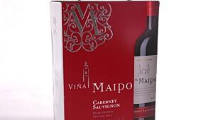Viña Maipo Cabernet Sauvignon 2012