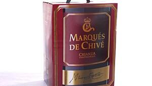 Marqués de Chivé Tempranillo Crianza