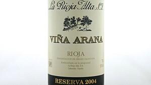 Viña Arana Reserva 2004