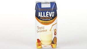 Allévo High Protein tropic smoothie
