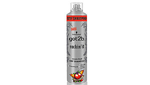 Schwarzkopf Got2b Rockin´it Encore Fresh Dry Shampoo