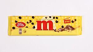 Melkesjokolade med M
