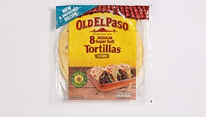Old El Paso Tortillas Corn